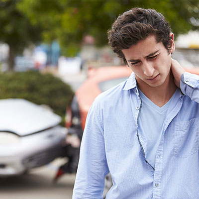 Auto Accident Injury Treatment in Mesa