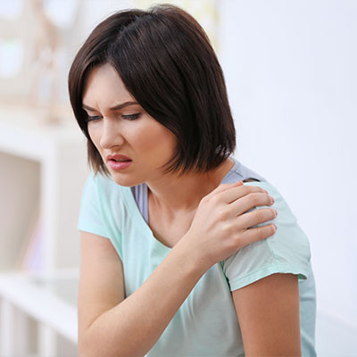 Shoulder Pain Treatment in Mesa