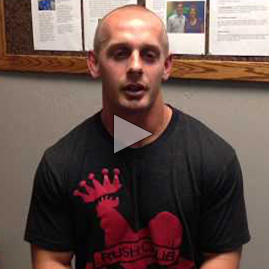 Shoulder & Arm Pain Testimonials | Mesa Chiropractor